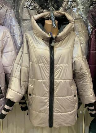 Куртка,летучая мышь, размер 50