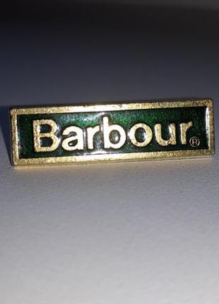 Значок barbour