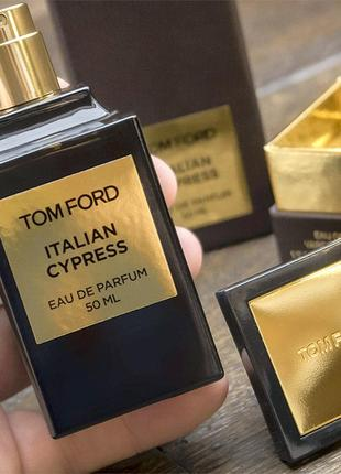 Tom ford italian cypress_original  eau de parfum 5 мл затест_парфюм.вода