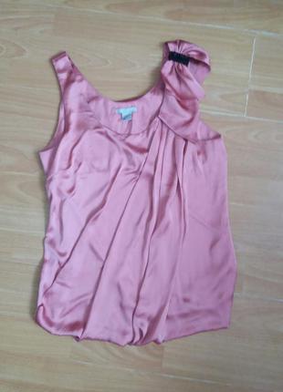 Нереально красивая,нежная,шифоновая блуза от h&m