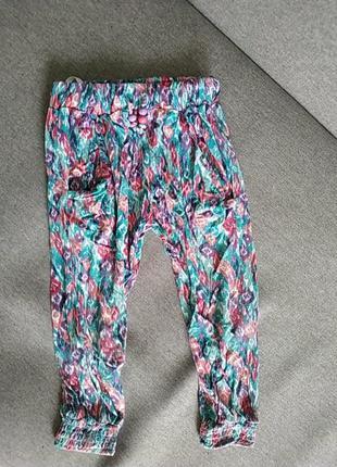Легкие штанишки на лето