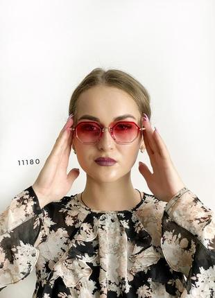 Стильные имиджевые очки к.11180