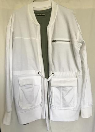 Трикотажная куртка от next   футболка от primark