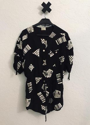 Стильна ретро блуза american retro