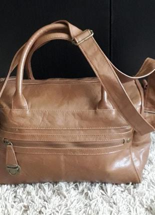 Брендовая женская сумка  известной фирмы naf naf,сток,новая