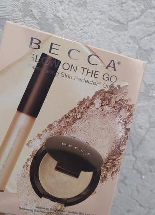 Becca набор хайлайтеров opal