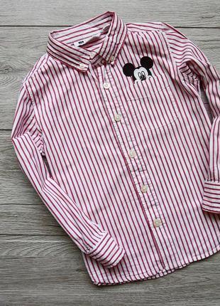 Красивая рубашка на мальчика