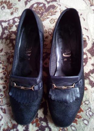 Туфлі жіночі великий розмір