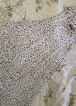 Летнее платье с-м вискоза