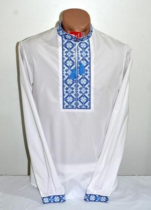 Вишиванка,сорочка з вишивкою, вышиванка,вишита сорочка підліткова 16 років