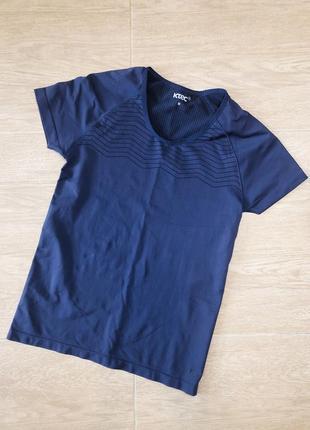 Ktec бесшовная спортивная футболка
