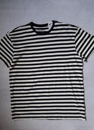 Мужская футболка хлопок c&a