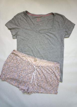 Комплект для дома и отдыха пижама женская р.л