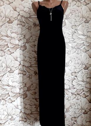 Велюрове плаття впол💣2 фото