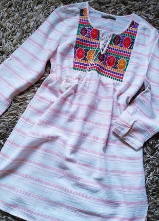 Легкое платье-туника sfera
