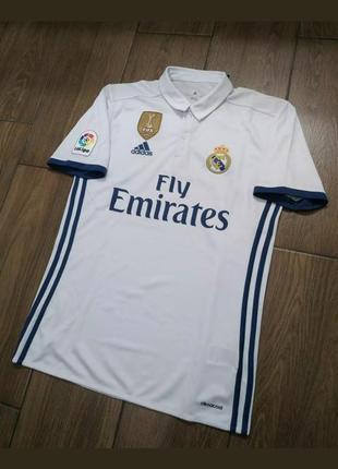 Игровая футболка adidas риал мадрид real madrid cf  ronaldo 7