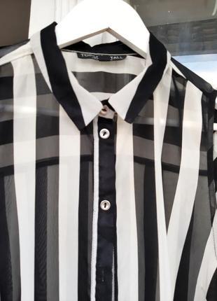 Сорочка в полоску. рубашка в полоску