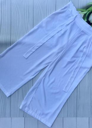 Стильные брюки кюлоты new look
