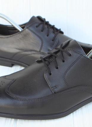 Новые туфли clarks кожа англия 40р
