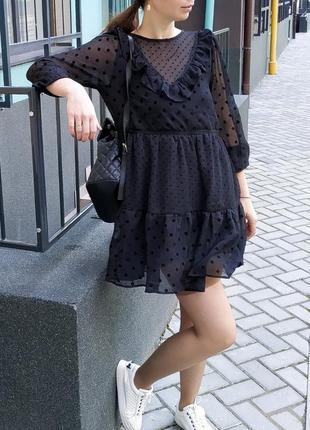 Платье под зару