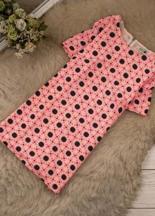Очень красивая яркая блуза туника от papaya рр 12 наш 46