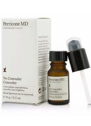 No concealer concealer от perricone md, осветляющий консилер, 9мл