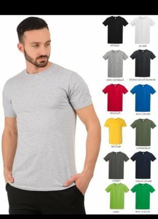 Хлопковая футболка в цветах