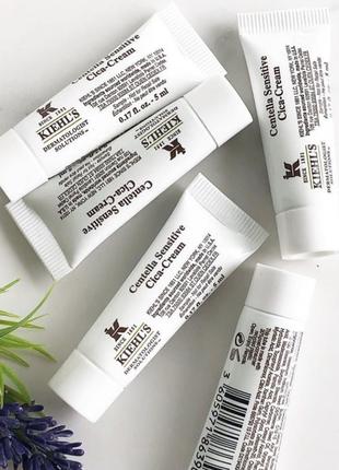 Цика крем для чувствительной кожи, kiehl's centella sensitive cica cream