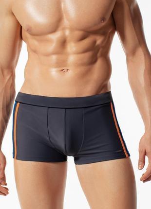 Пляжные шорты atlantic. купальные шорты. мужские шорты.