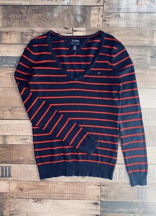 Реглан свитер tommy hilfiger