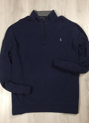 F7 свитер ralph lauren тёмно-синий ральф лоурен кофта
