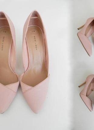 Туфли от new look