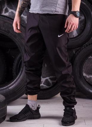 💣мужские спортивные чёрные, красные летние штаны nike💣