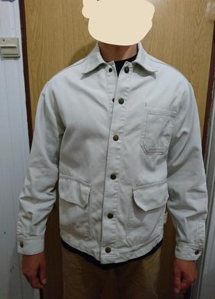 Куртка джинсовка golf, m