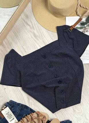 Блуза з гудзиками 14760