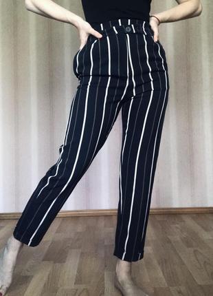 Полосатые штаны