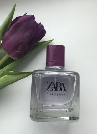 Zara gardenia парфуми парфумована вода духи 100 мл