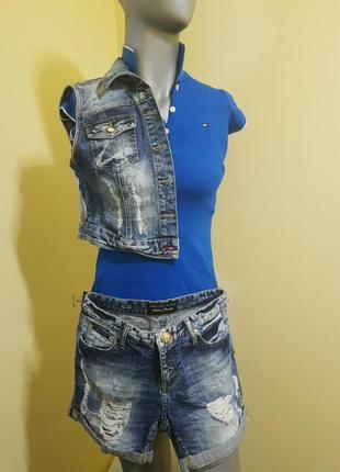 Комплект джинсовый