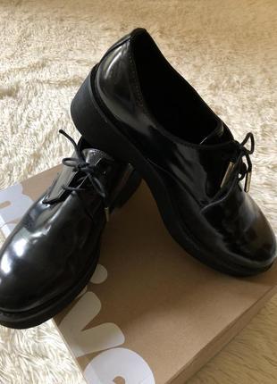 Осінні-весняні черевички 🖤