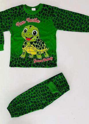 Пижама для мальчика 80