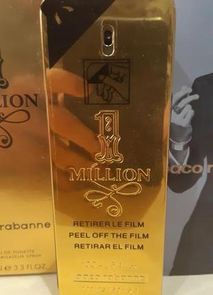 Духи парфюм мужской  1 million 100 ml