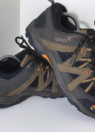 Мужские треккинговые ботинки gelert ( гелерт 42рр 26,5см )