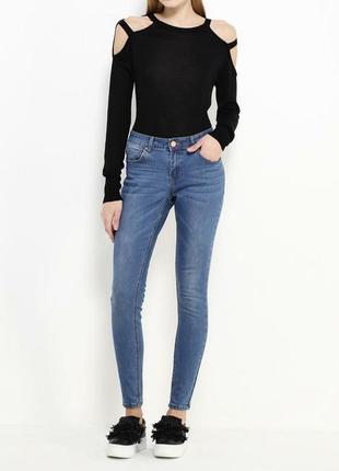 Джинсы скини lost ink из сайта asos брюки штаны джинси