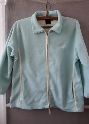 Флисовая курточка mark adam