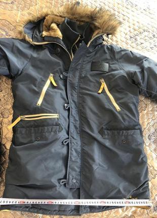 Alpha industries мужская куртка хл