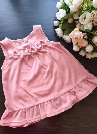 Милое платье для малышки