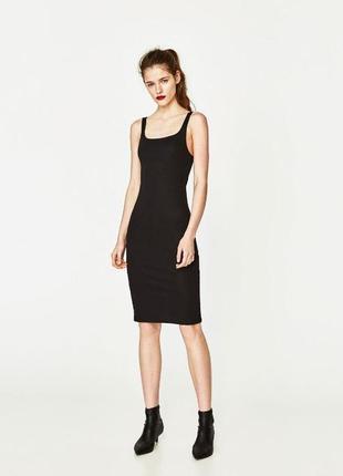 Платье карандаш, облегающее платье, стрейчевое платье, базовое платье, плаття