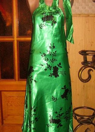 Платье атлас 42-46 р.