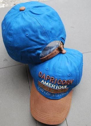 Бейсболка trucker capricorn american adventure