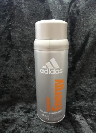Adidas deep energy  дезодорант   спрей